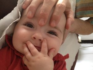 Cranial Osteopathy for Babies rotated