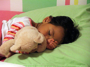 Keep Your Child Her Own Bed All Night